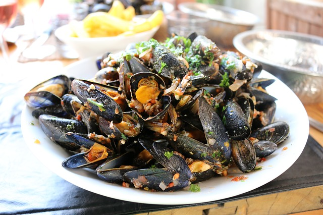 Photo of mussels | Creekstone Village