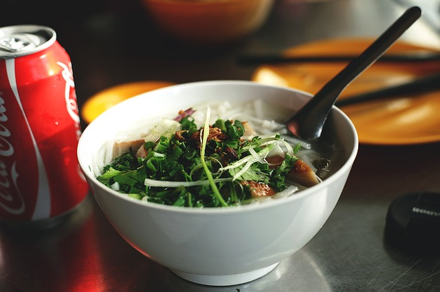 Photo of noodle bowl