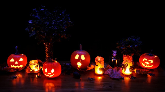 Photo of halloween pumpkins | Creekstone Village