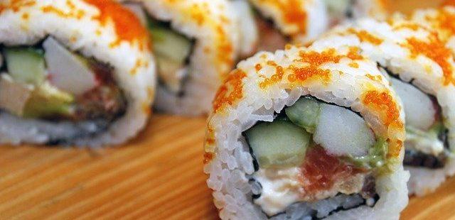Sushi | Creekstone Village
